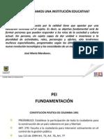 6 Proyecto Educativo Institucional 2014