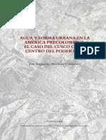 Agua y Ciudad en Cusco Precolombino