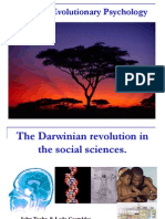 The Darwinian revolution in the social sciences.Diapo.tooby