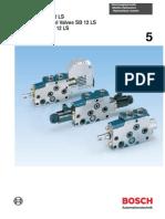 Directional Control Valves SB 12 LS