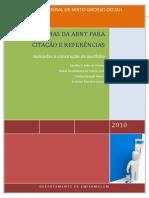 Normas Da Abnt Para Citação e Referências-portfolio