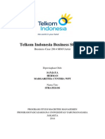 Analisis Strategi Telkom