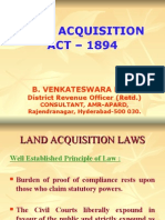 Land Acquisition