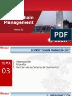 Suplly Chain Management