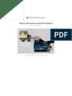 Adafruit Microphone Amplifier Breakout (2)
