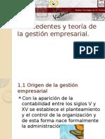 Gestion Empresarial