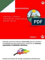 5. Analisis Interno