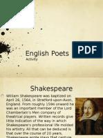 PPT-8 English Poets