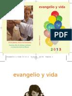 Evangelio y Vida 2013 Enero - Febrero