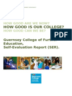 CFE-Self Evaluation Report 14-15 Updated 20 November 2015