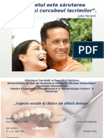 Aspecte Sociale Şi Clinice Ale Albirii Dentare Presentation