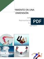 02.Movimiento en Una Dimensión