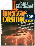 Mu, Fuerzas Cósmicas - James Churchward