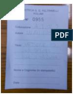 Fabbri, Luigi. Lettere Ad Una Donna Sull'Anarchia