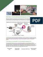 Como Fazer o Circuito Ladrão Joule de Energia Para Um CFL
