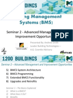 1200 Buildings Program BMS Seminar 2