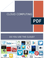 Cloud Computing -nube