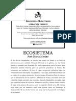 Jose Maria Merino - Ecosistema