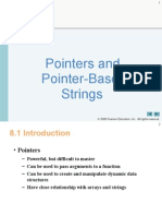 COEN 244 - 8 - Pointers and Pointer-Based Strings