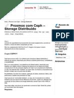 Proxmox Ceph Pt Br