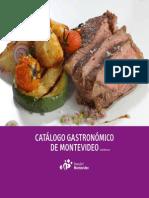 Catálogo Gastronómico de Montevideo