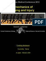 Lieberman_Biomechanics of Running