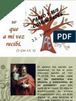 4 Pablo y Sus Comunidades