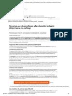 Psicoterapia Infantil_ Principales Modelos en La Actualidad _ Recursos Para La Enseñanza y La Educación Inclusiva