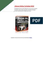Panduan Bisnes Online Terhebat 2010