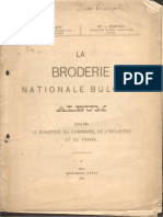 Broderie Nationale Bulgare