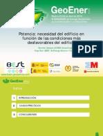 06 Potencia Necesidad Del Edificio Geoener 2012