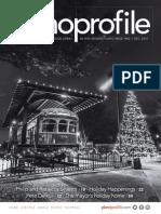 2015 Coverage in Plano Profile Magazine (December Issue)
