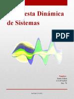 Respuesta Dinámica de Sistemas