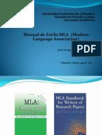 Biblioteca Manual Mla