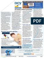 Pharmacy Daily for Mon 30 Nov 2015 - Pharmacy Board eases intern process, Holgate wins CEO of the Year, Webstercare are winners, Weekly Comment and much more