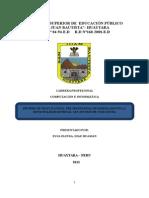 Informe Final Elva Olinda