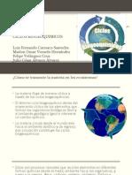 CICLOS BIOGEOQUIMICOS DESARROLLO SUSTENTABLE