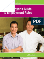 AB Employer's Guide to Employment