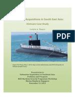 Thayer Vietnam's Acquisition of Submarines