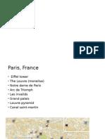Europe Itinerary