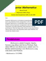 Mathematica Tutorial Indonesia