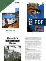 changing landforms book