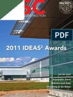 Modern Steel Construction - May 2011 (True PDF)