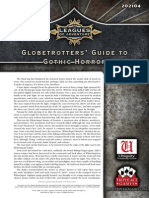 Globetrotters' Guide to Gothic Horror