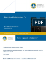 Collaboration Organization