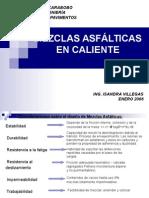 Clase Diseno de Mezclas Asfalticas en Caliente Ppt 1