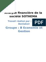 Analyse Sothema Kacem