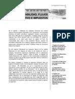 CAPÍTULO 2 Contabilidad Flujos de efectivos e Impuestos