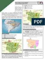 Aspectos gerais do Estado de Mato Grosso