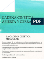 Cadena Abierta y Cerrada.Docx